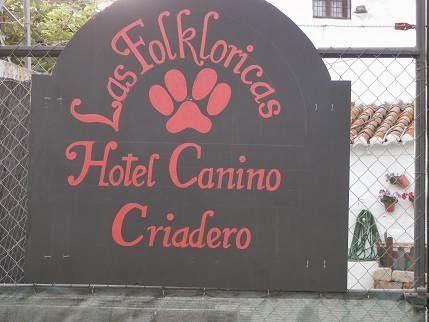 Hotel guardería canina Las Folkloricas